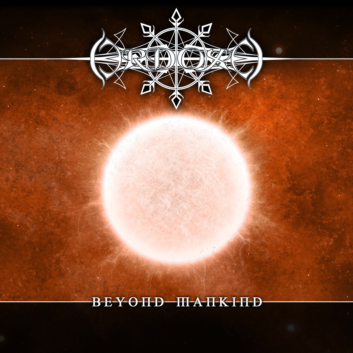 Two Guys Metal Reviews: Ordoxe - Beyond Mankind