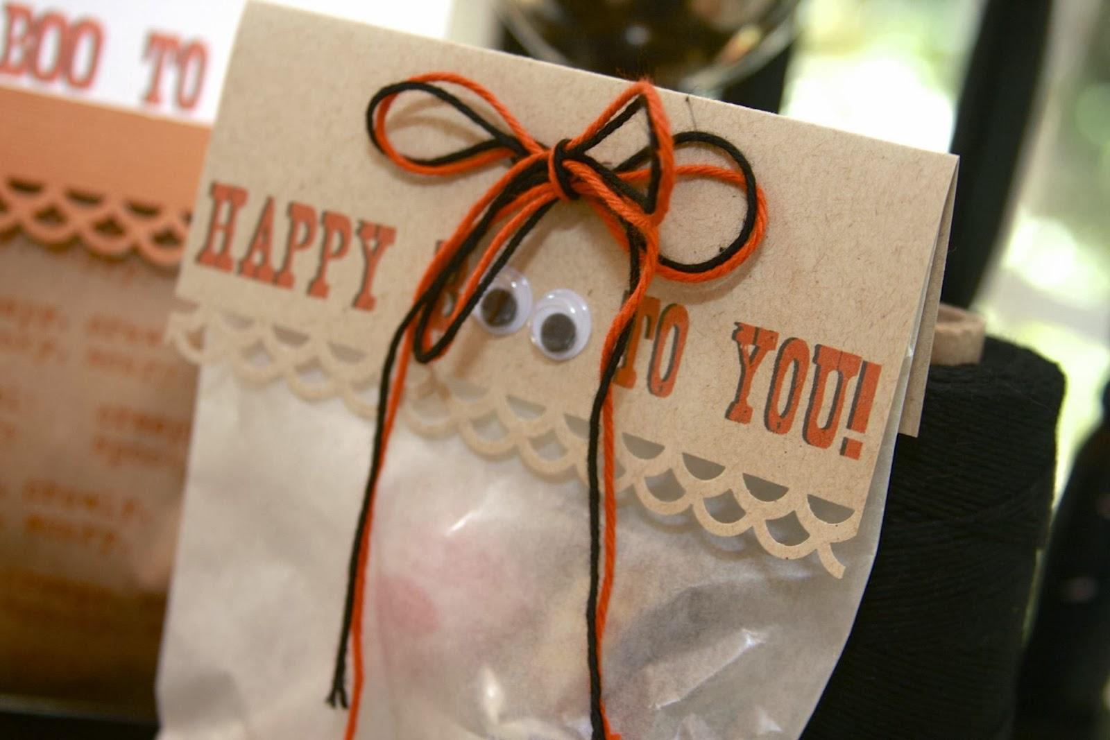 Halloween Treat Bags | iloveitallwithmonikawright.com