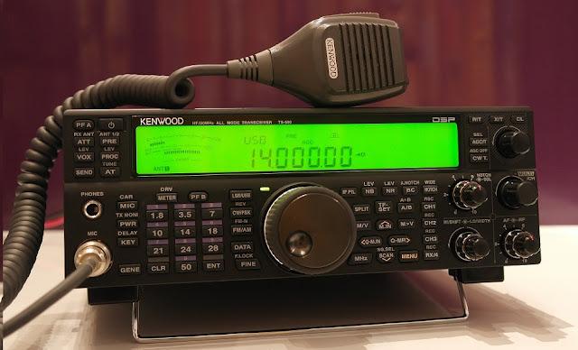 Kenwood TS-590S - SG