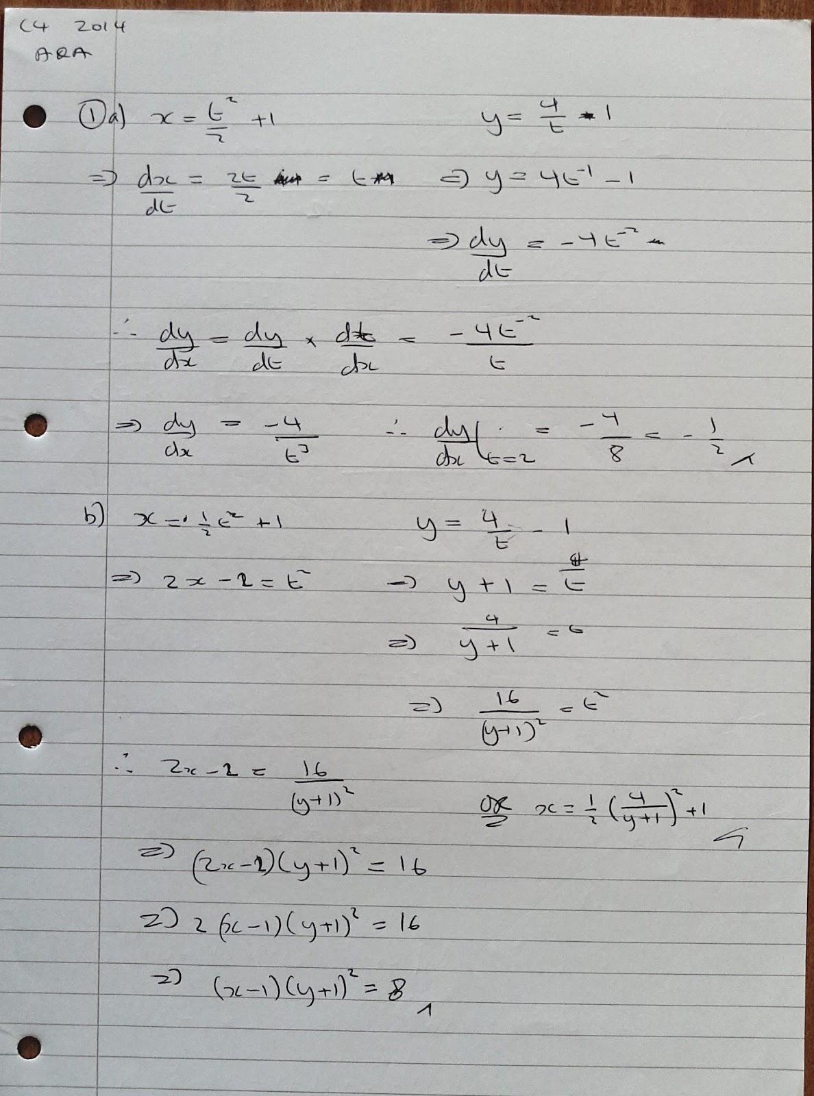 Gcse Maths Topics