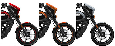 New 2016 UM Renegade Sport S three colours option Hd Pictures