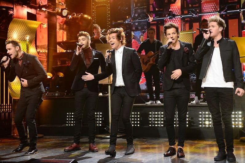 Behind the Boy Band: Q&A with Caroline Watson, One Direction's Stylist
