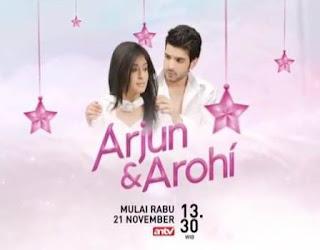 Sinopsis Arjun & Arohi ANTV Episode 1