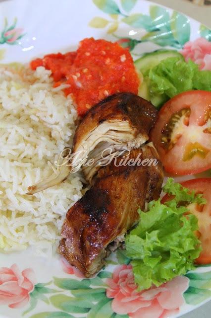 Nasi Ayam Cik Su Yang Mudah Dan Sedap