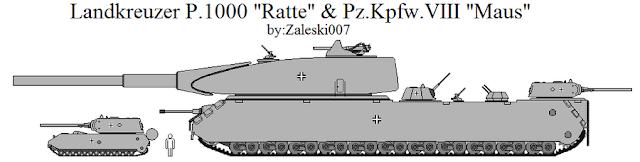 Landkreuzer P.1000 Ratte worldwartwo.filminspector.com
