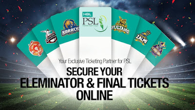 Buy PSL Tickets 2019 Online: PSL 2019 Tickets Price | PSL 4 UAE & Pakistan