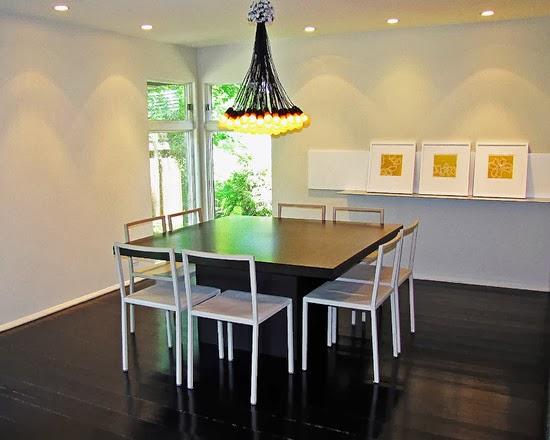 Desain Ruang Makan Minimalis Terbaru