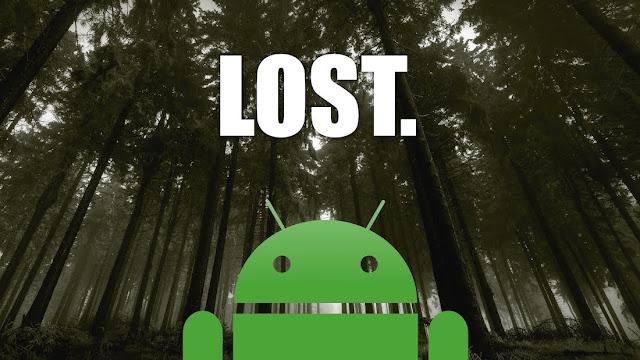 Android merupakan hp yang dirancang menyerupai kinerja komputer Cara Mencari Android yang Hilang dengan Google