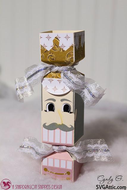 3d svg nutcracker