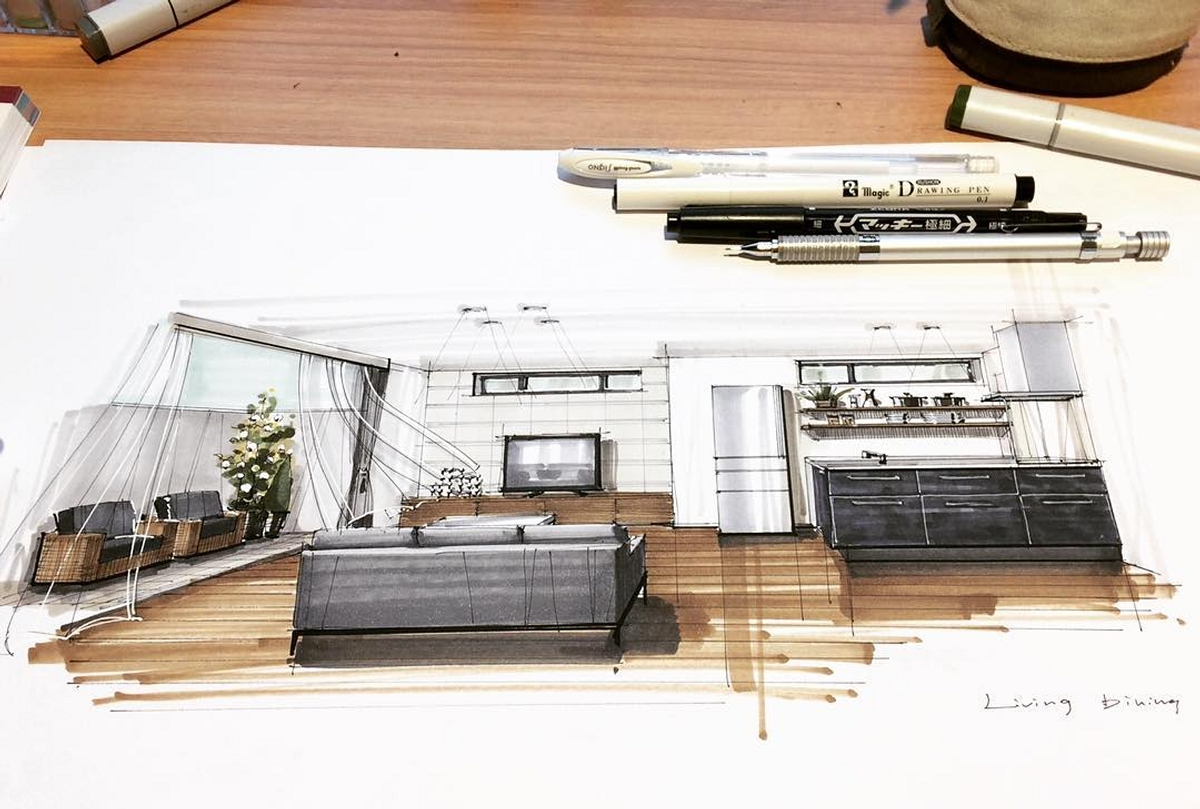 03-Miyacyan-Inspiring-Interior-Design-Drawings-Ideas-www-designstack-co