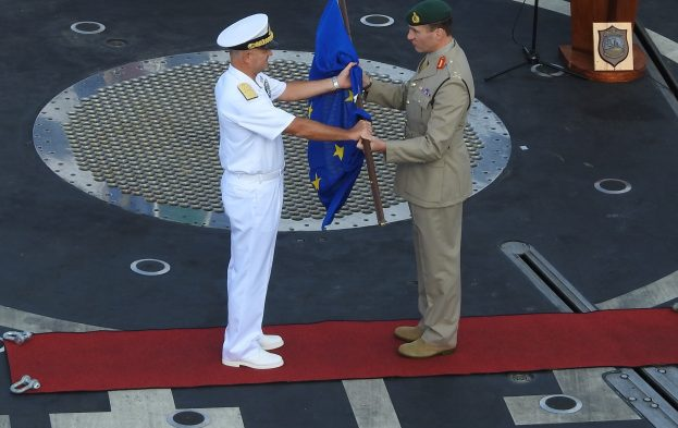 Operation Atalanta's Italian Force Commander Completes Successful Counter-Piracy Mission