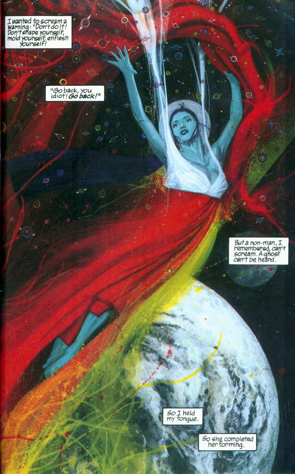 Read online Mercy comic -  Issue # Full - 16