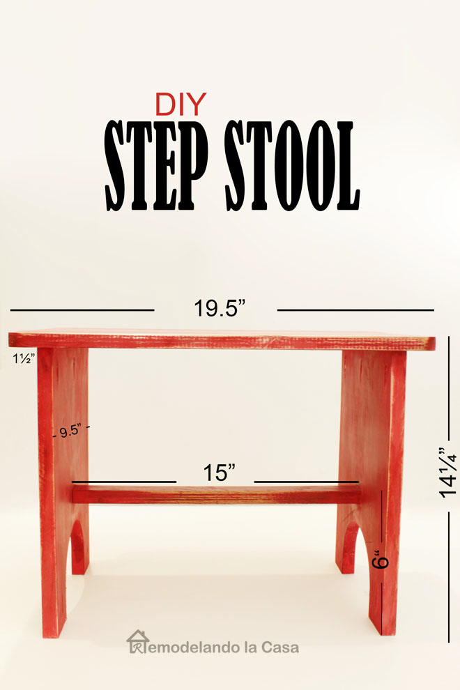 Stupendous Beginner Woodworking Project Diy Step Stool Gmtry Best Dining Table And Chair Ideas Images Gmtryco