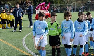 partita di calcio per associaizone