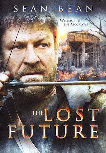 The Lost Future 2010 BRRip 480p Dual Audio Hindi 300MB