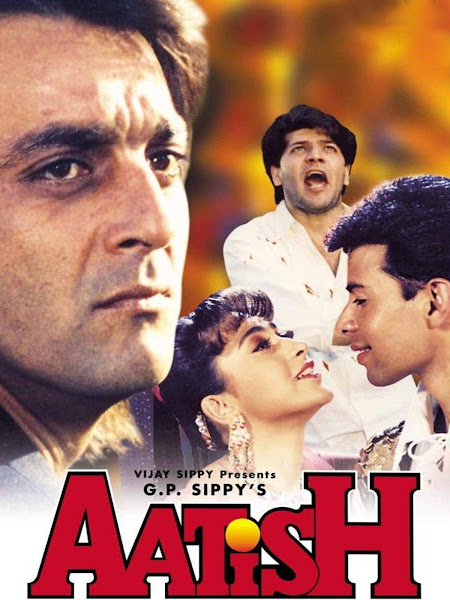 Aatish: Feel the Fire (1994) Full Movie Hindi 720p HDRip ESubs Download