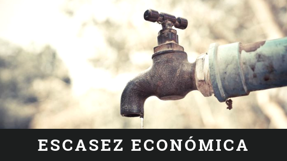 escasez en economía