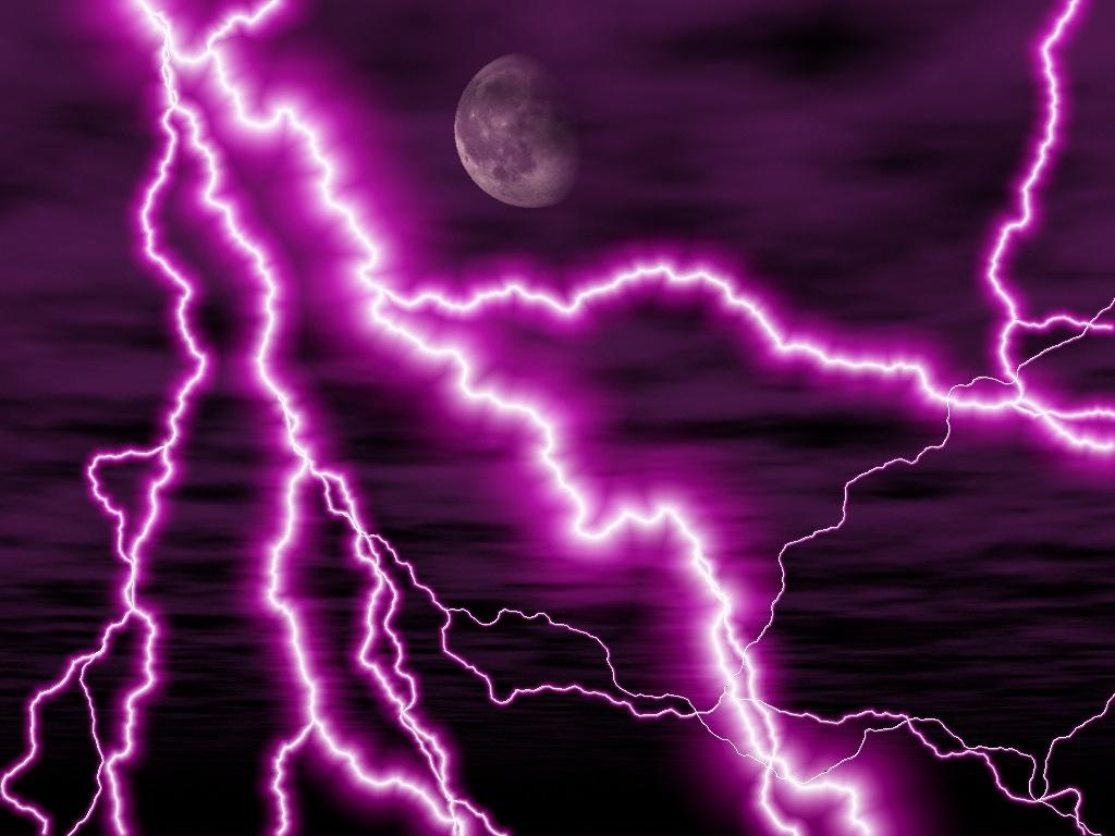 lightning strike wallpaper-#16