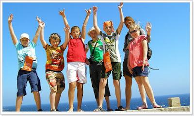 Английский на Мальте для детей
