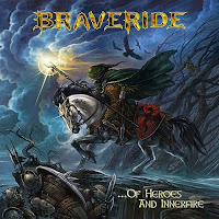 "Το video των Braveride για το ""On Dragonwings"" από το album ""...of Heroes and Innerfire"""