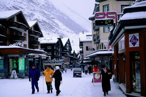 10 Negara Dengan Salju Terindah Aku Manusia Biasa