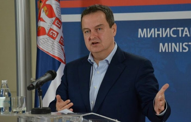 Dacic: US backs Serbia-Kosovo agreement the same as Israel-Egypt in 1978