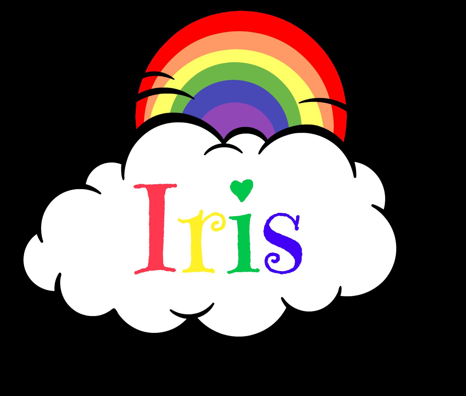 Resultado de imagen para imagenes del nombre iris