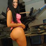 Andrea Rincon, Selena Spice Galeria 38 : Baby Doll Rosado, Tanga Rosada, Total Rosada Foto 43