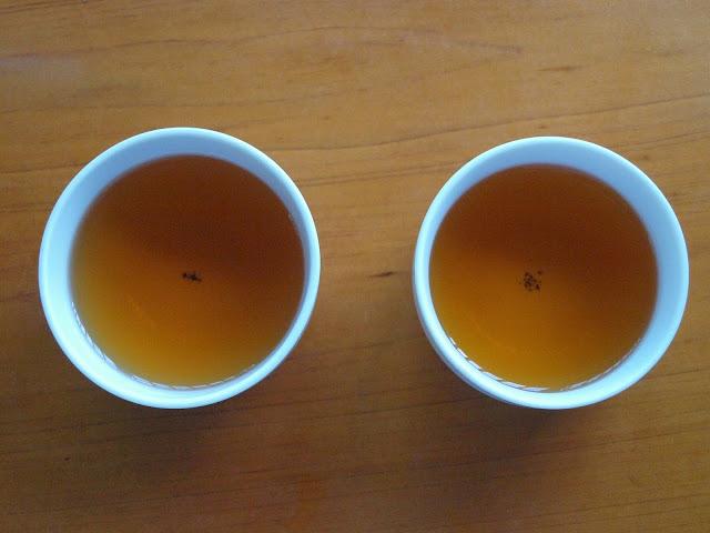 芯茶濃(光陰烏龍) vs 凍頂老茶比賽(銅牌獎)