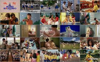 Menino Maluquinho O Filme / The Nutty Boy: A Film. 1995.