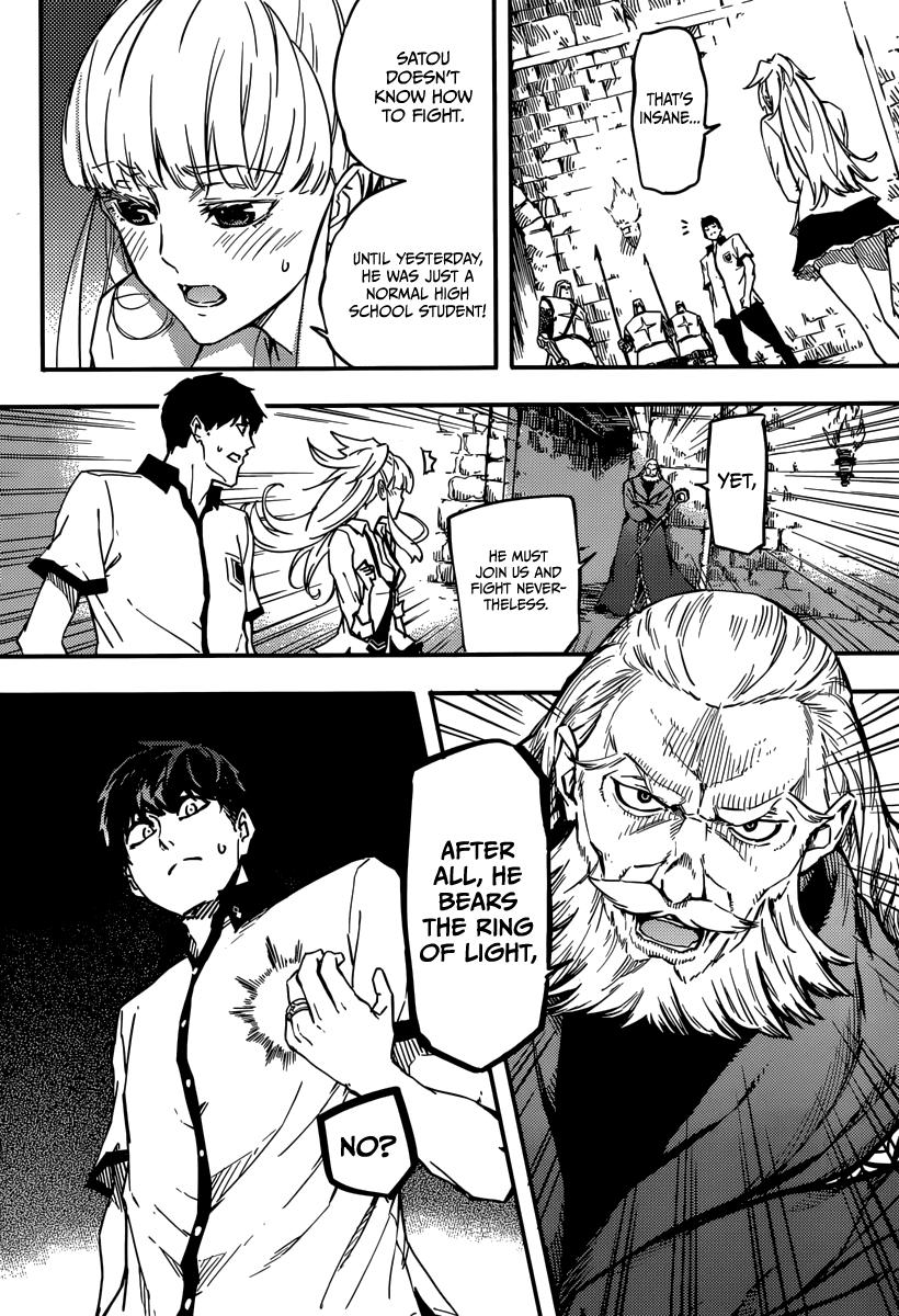 Tales of Wedding Rings Manga chap 3