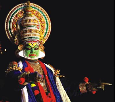 Padmashree Kalamandalam Gopi_Kaithali Temple_Thiruvathira Festival_January 2017