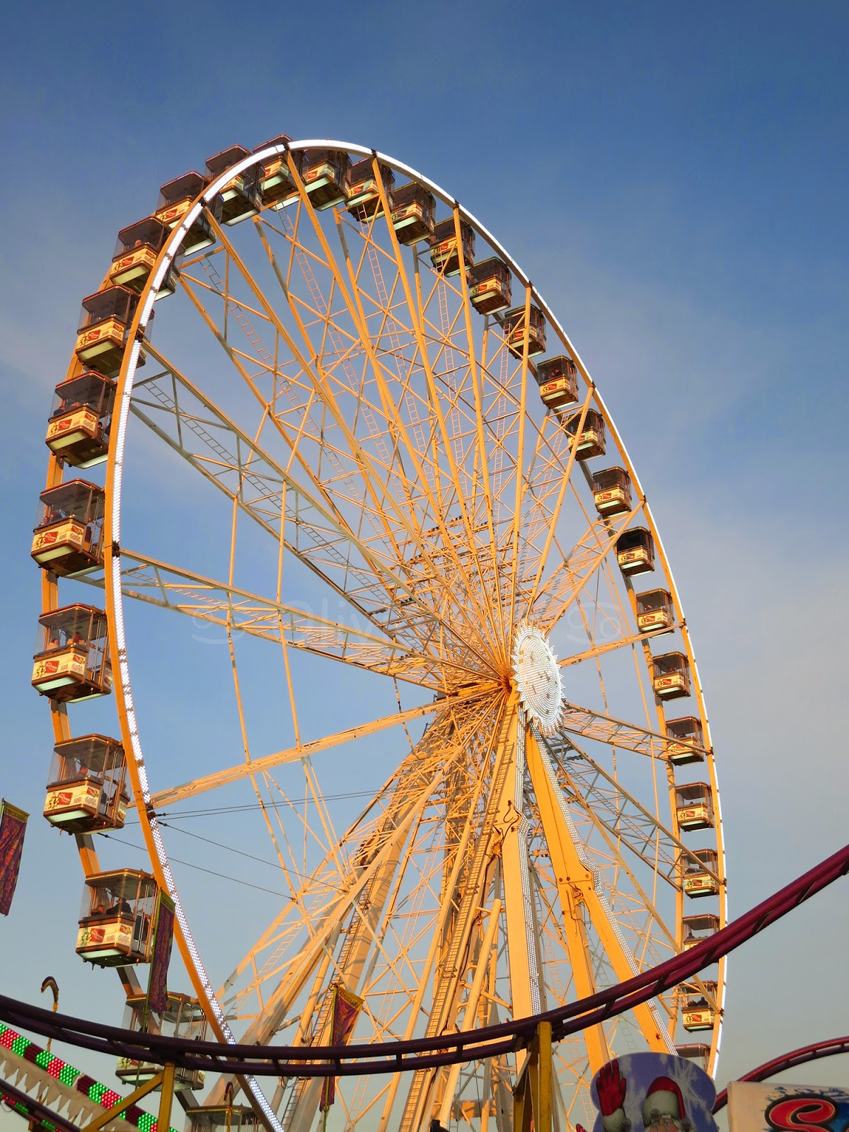 grande roue winter wonderland