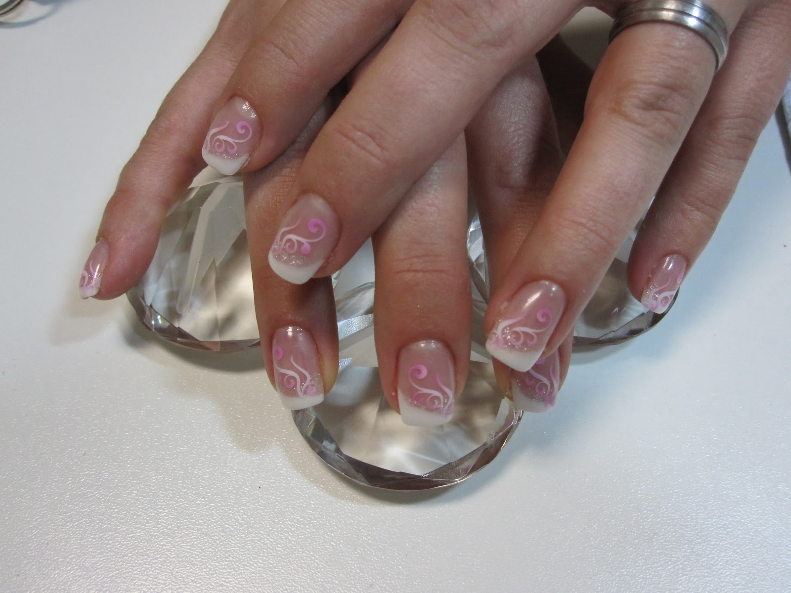 French Nägel Nails Point By Sybille Ausbildungen Hessen French Nägel Mit