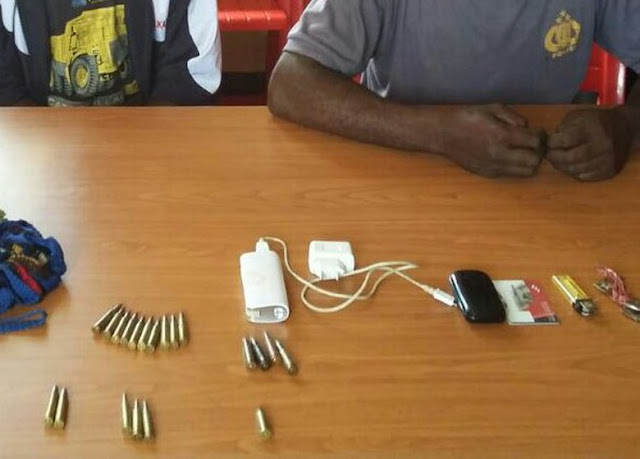 Ketahuan, Tiga Pemasok Amunisi ke OPM Ditangkap, Salah Satunya Oknum Polisi