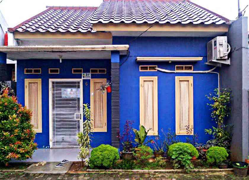 101 Gambar Gambar Rumah Minimalis Kampung Terlihat Keren