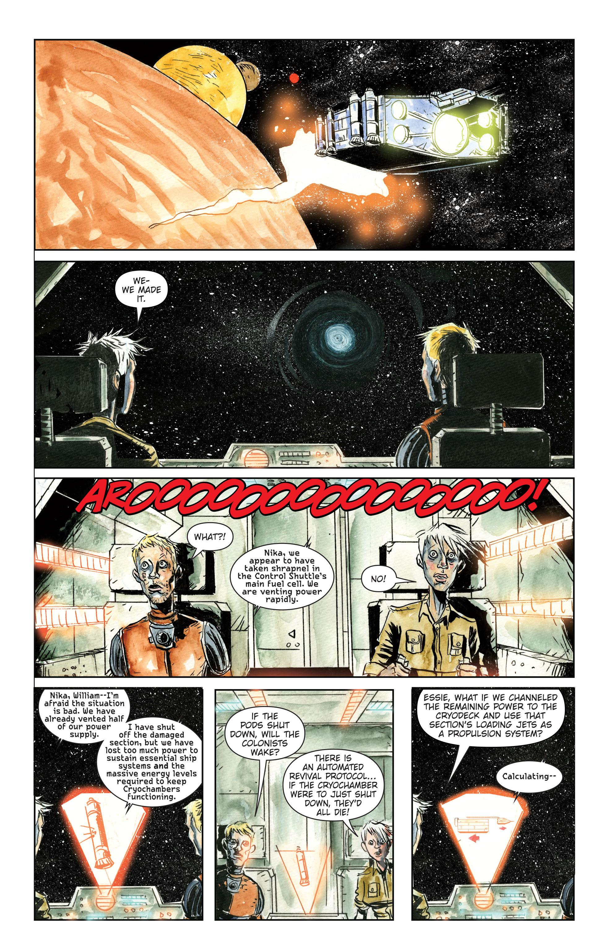 Read online Trillium comic -  Issue # TPB - 190