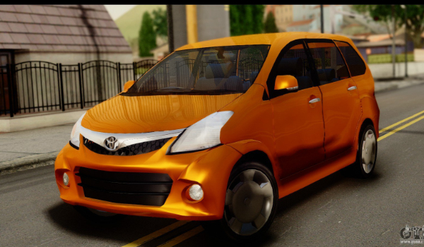 700+ Mod Mobil Avanza Gratis Terbaru