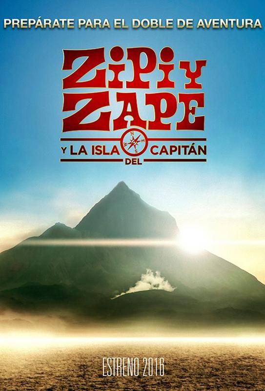 Zip & Zap and the Captain's Island