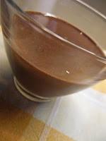 Blog de recettes de cuisine sans gluten sans caséine sans sucre de la crème au chocolat noisette sans lait