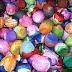 Cascarones de huevo con agua perfumada en el Carnaval de antaño de Sucre