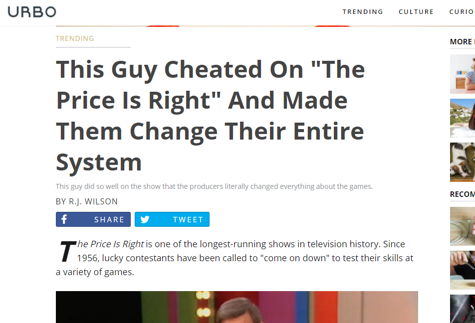 The Mindless Freaks: Facebook article about 1st Price is