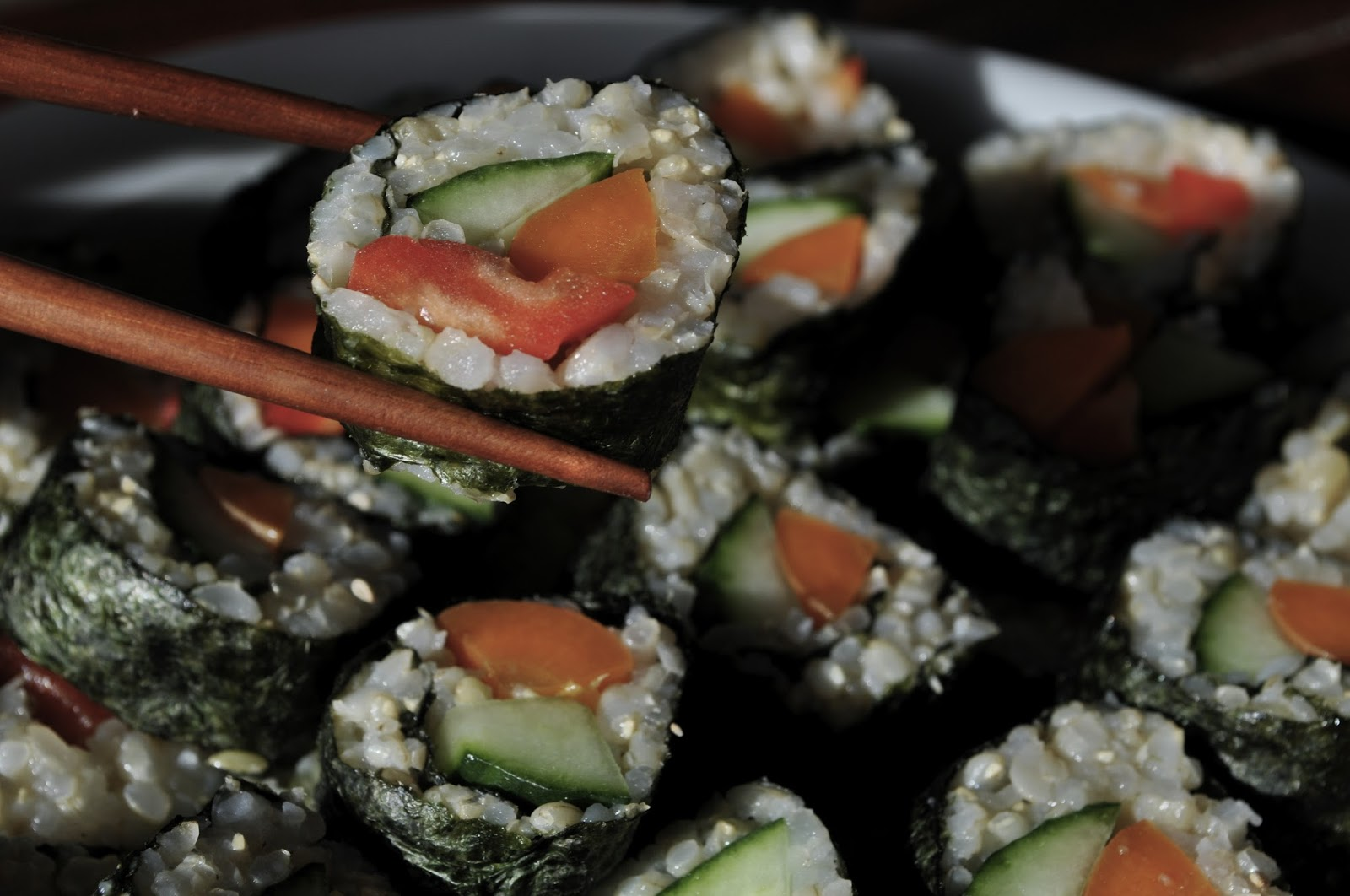 http://www.thecapitalf.com/2016/02/brown-rice-sushi.html