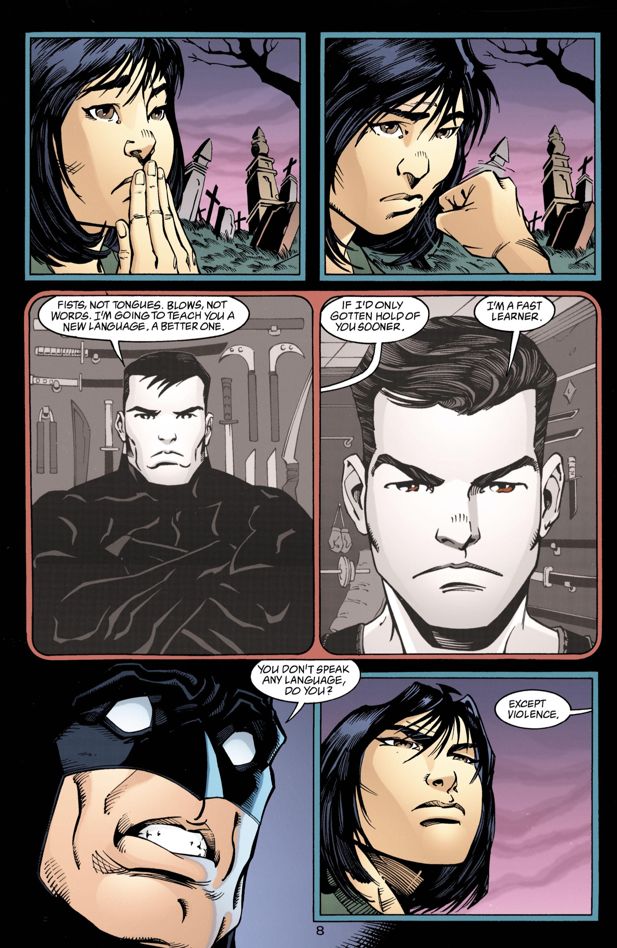 Detective Comics (1937) 734 Page 8