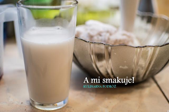 Domowe mleko kokosowe - szybki przepis