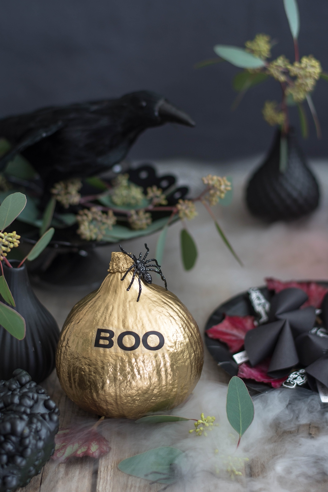 DIY Halloween Deko