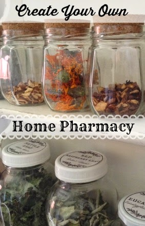 Make Your Own Natural Medicine Cabinet