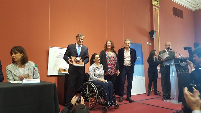 Atento Argentina recibe el Premio Nacional a la Calidad 2016