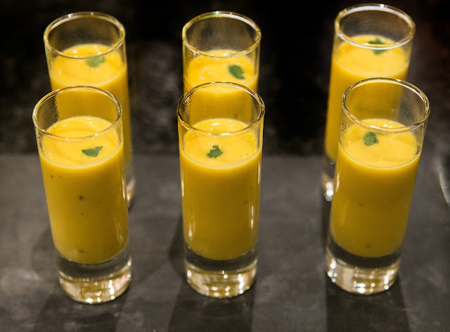 butternut squash shots