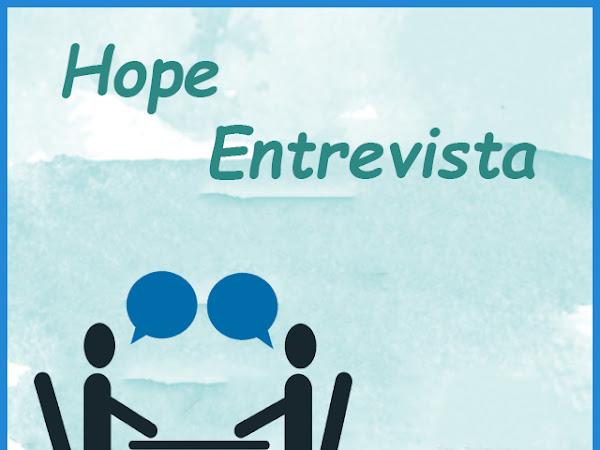[SEMANA DO AUTOR] HOPE Entrevista: Autora Cacau Correa